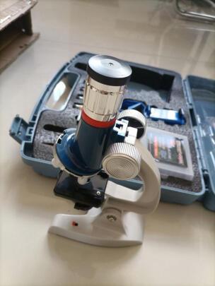 雷龙1200倍儿童显微镜好不好?调节容易吗?高端大气吗
