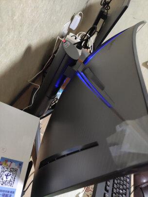新入坑小白吐槽海信27英寸 2K 240Hz 1000R曲面顯示器評測性能