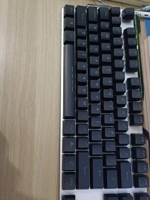 达尔优机械师合金版和狼蛛F2088 黑轴 混光 普通版到底如何区别?做工哪个比较好?哪个做工一流?