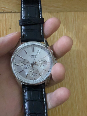 卡西欧男士手表究竟怎么样?时间准不准?时尚大气吗?