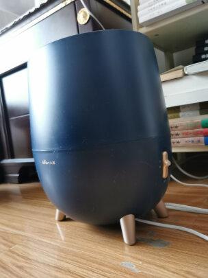小熊JSQ-B20M1到底怎么样,雾量好调吗,美观大方吗?