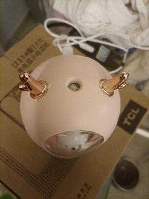 礼欢迷你加湿器怎么样?声音静音吗?耐用性佳吗