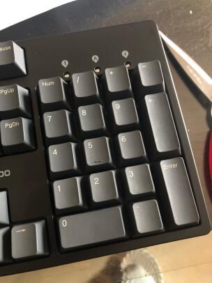雷柏V860对比B.O.W HB099B区别明显吗,哪款按键更舒服?哪个倍感舒适?