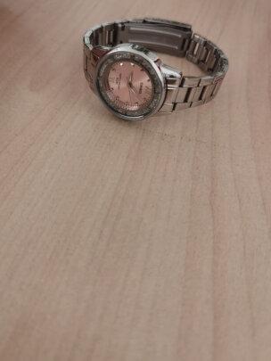 卡西欧石英女士手表好不好啊?防水好不好,简单时尚吗?