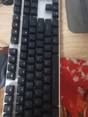 达尔优108键混光版怎么样,做工够不够好,毫不刺眼吗