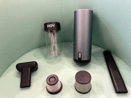 HGV YZKVC001怎么样,吸力强劲吗,工艺精致吗