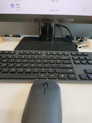 小米无线键鼠套装跟雷柏V500PRO哪款好点?哪个做工更好?哪个简单方便?