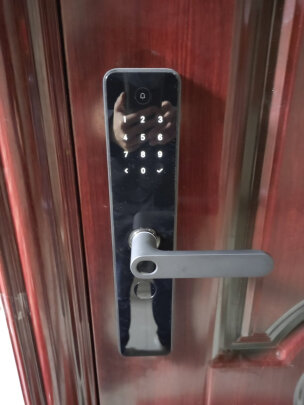 小米智能门锁1S好不好?安全性够不够高?低调奢华吗?