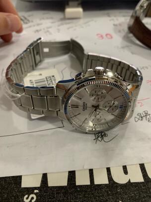卡西欧男士手表好不好?做工够好吗?漂亮时尚吗