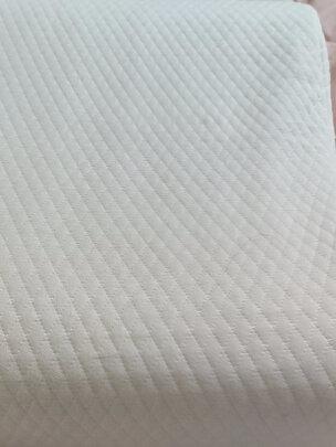 北极绒乳胶枕靠谱吗?回弹够不够好?做工精致吗