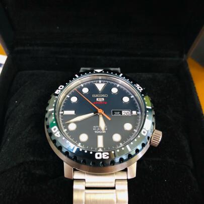精工手表靠谱吗?时间精准吗?风格百搭吗?