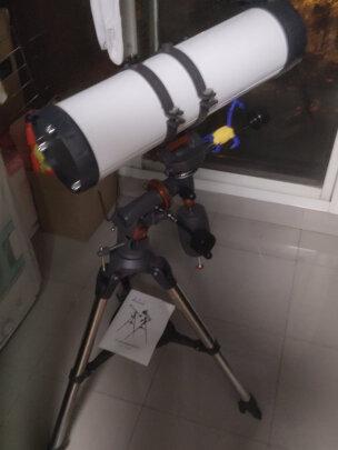 星特朗130EQ天文望远镜好不好?看得清楚吗,清晰无比吗