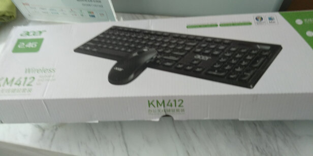 宏碁KM412究竟怎么样啊?按键舒服吗?反应灵敏吗?