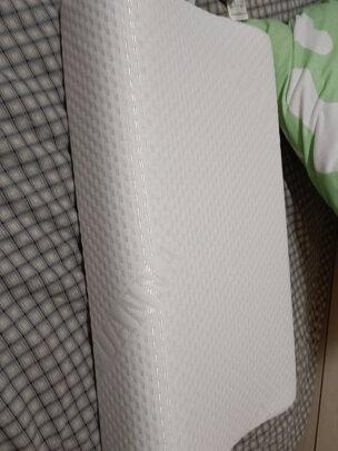 富安娜泰国进口臻尚学生乳胶枕好不好?弹性够不够好,舒适度佳吗