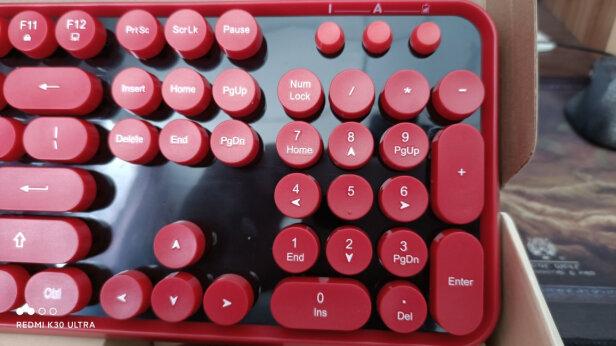 赛德斯V2020与戴尔KB216键盘(白色)到底有什么区别,哪个手感好?哪个小巧玲珑