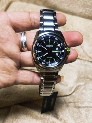 西铁城光动能男表与卡西欧男士手表到底有明显区别吗,做工哪个比较好?哪个漂亮时尚
