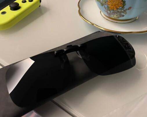 京东京造太阳镜夹片究竟怎么样?佩戴舒服吗?简洁漂亮吗?