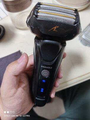 松下ES-LV5A-K705怎么样,剃须够快吗,噪音很小吗
