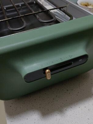 小熊DKL-D18H2靠谱吗?烤肉够不够快?清洁能力强吗?