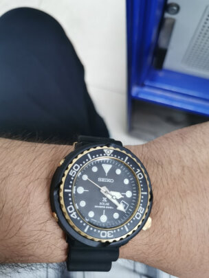 精工手表好不好?时间精准吗?优雅稳重吗?