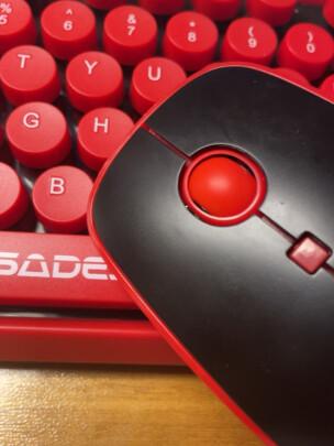 赛德斯V2020与戴尔KB216键盘(白色)有何区别?哪款按键更舒服,哪个纯正艳丽