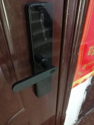 小米智能门锁1S好不好呀?操作方便吗?使用方便吗