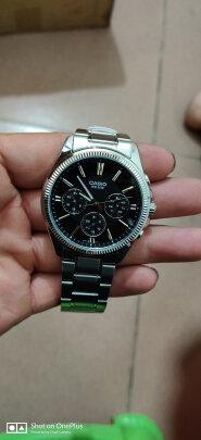 卡西欧男士手表到底好不好呀?做工精细吗?防水性强吗