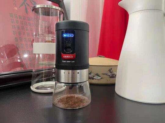 SIMELO 磨豆机怎么样,材质安全吗,磨得很细吗?