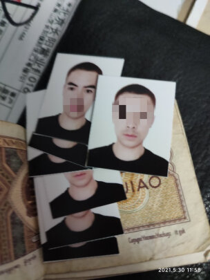 富士1英寸证件照和亮丽照片到底有显著区别吗?保存时间哪个更长?哪个十分漂亮
