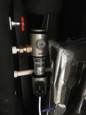 海尔HP15怎么样,水流量够大吗?分量十足吗?