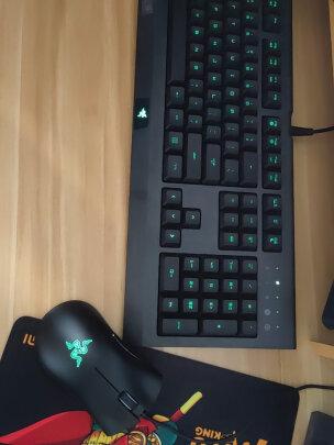雷蛇萨诺狼蛛游戏键鼠套装好不好,按键舒服吗?手感一流吗