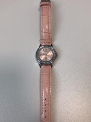 卡西欧石英女士手表怎么样,防水好不好?大小合适吗?