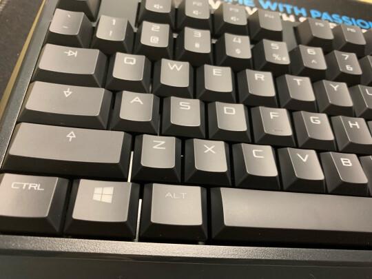 CHERRY MX Board 1.0 TKL和罗技K845有区别吗,哪款按键更舒服,哪个小巧玲珑?