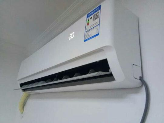 来说下扬子(YAIR)空调挂机 KFR-35GW/LFG101aA1怎么样呢?大1.5匹 零风感!