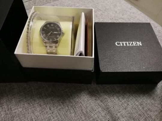西铁城自动机械男表跟卡西欧男士手表究竟区别是??防水哪个好?哪个高端大气?