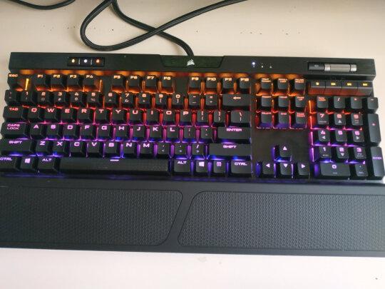 美商海盗船K70 RGB MK.2到底怎么样,按键舒服吗?手感一流吗
