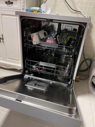 惠而浦WDC3001SC好不好呀?洗盘子干净吗?自动开闭吗
