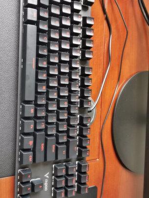 雷柏V500和双飞燕KB-N9100有何区别,哪个手感比较好,哪个质量上乘