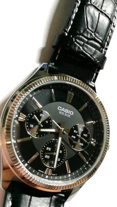 卡西欧男士手表究竟好不好,时间精准吗?防水性强吗