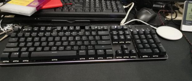 黑爵刺客Ⅱ合金机械键盘AK35i跟达尔优108键混光版区别大吗,做工哪款好,哪个操作简单?