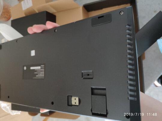 雷神无线游戏机械键盘茶轴KL30T和雷柏V860有啥区别?按键哪款比较舒服?哪个灵敏度佳?
