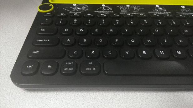 罗技K480对比雷柏V500L哪款更好?做工哪款好?哪个简洁大方
