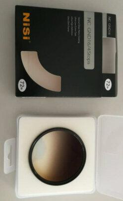 耐司GND16 72mm到底好不好,透光率高不高?做工精细吗
