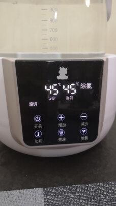 小白熊调奶器对比小白熊烘干器区别有吗?控温哪款更加准确,哪个宝贝漂亮