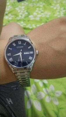 西铁城自动机械男款和卡西欧男士手表区别是??哪个防水比较好?哪个防水性强?