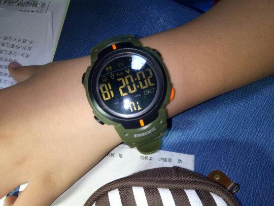 时刻美智能手表男士运动腕表怎么样?佩戴舒服吗?