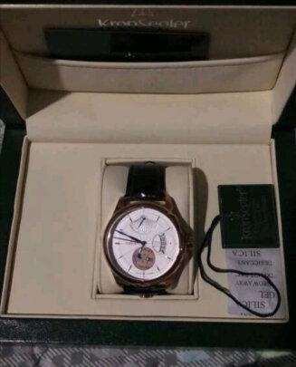 「品牌反馈」打听下坤格手表怎么样?属于什么档次?