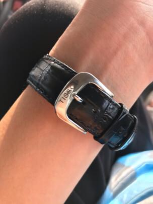 天梭男士手表靠谱吗,防水够强吗?简单时尚吗