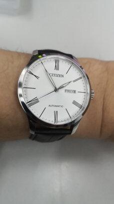 西铁城自动机械男表和卡西欧男士手表有区别没有,哪款做工比较精细?哪个漂亮时尚?