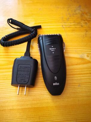 博朗190S-1跟博朗3系300电动剃须刀(黑)区别明显吗?充电哪款快?哪个科技感十足?